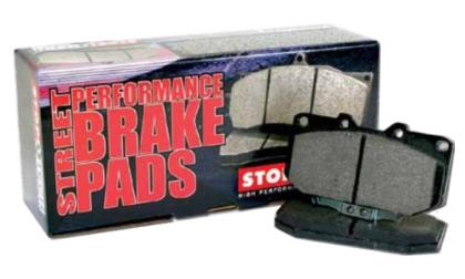 Stoptech PosiQuiet Extended Wear Brake Pads
