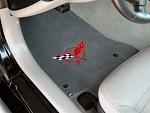 C5 Corvette LLoyd  Velourtex Floor Mats