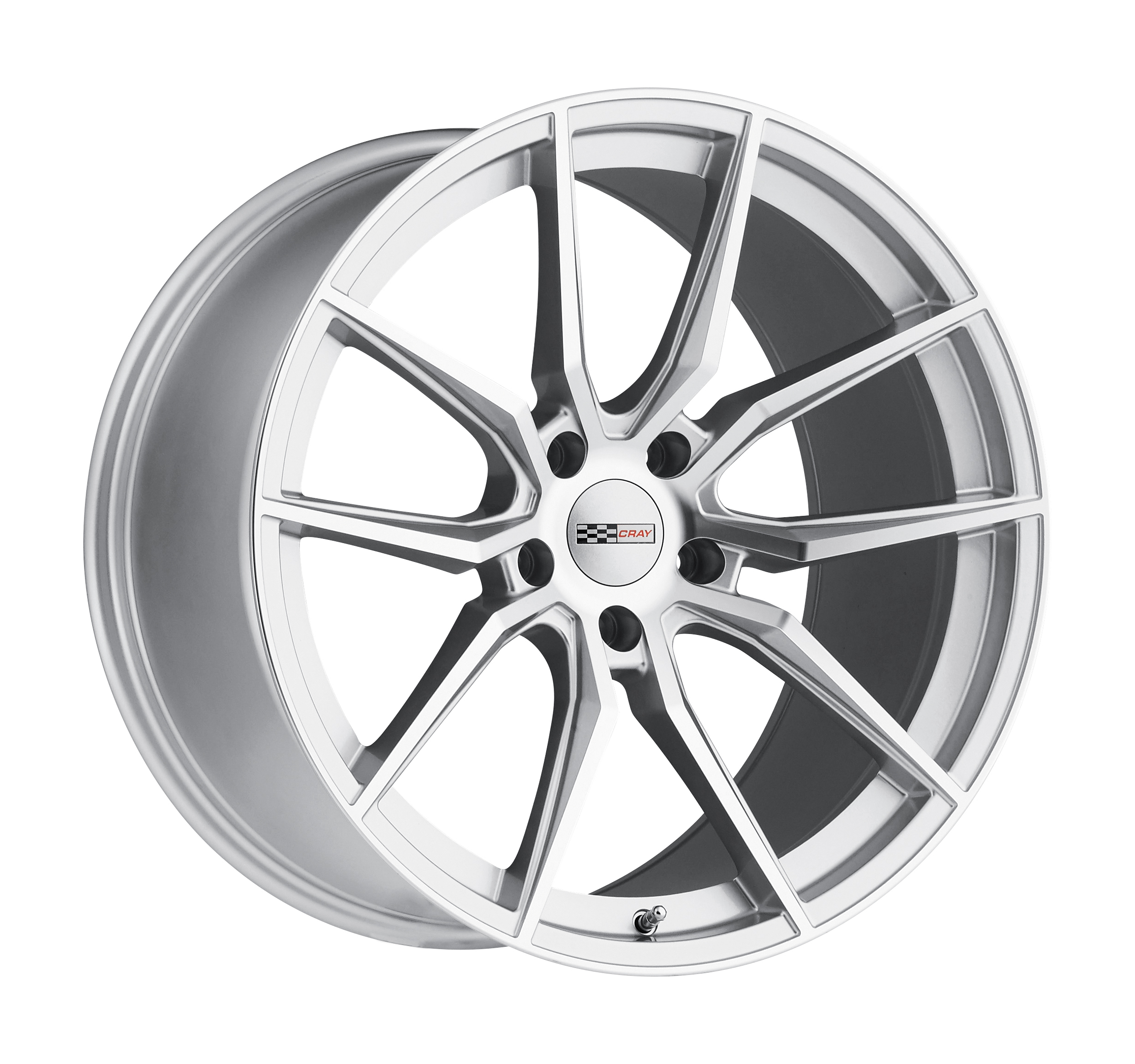 Cray Spider Corvette Wheel Set- C7 Stingray and Z51