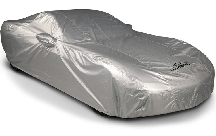 Silverguard Plus Outdoor Car Cover- C5 Corvette