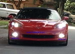 C6 Corvette ULTRA BRIGHT LED Fog Light Kit- 2020 SALE