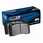 Hawk High Performance Street (HPS) Pads- C6 Z06/GS 1 Piece Design