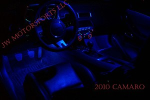 5th Generation Camaro 9 SMD Interior LED Pod